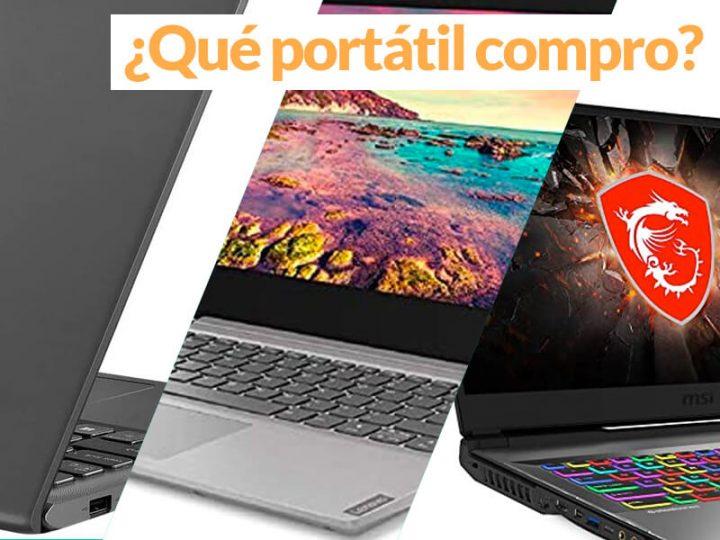 ¿Qué portátil me compro?